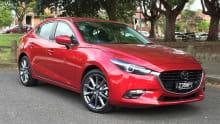 Mazda 3 SP25 Astina sedan 2016 review