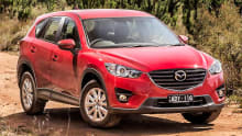 Mazda boosts safety equipment for best-selling CX-5