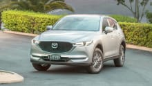 Mazda CX-5 Touring 2017 review: snapshot