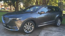 Mazda CX-9 Azami 2016 review
