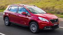 Peugeot 2008 Active 2017 review: snapshot