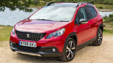 Peugeot 2008 GT-Line 2017 review: snapshot