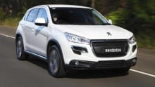 Peugeot 4008 Reviews | CarsGuide