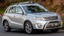 Suzuki Vitara RT-S 2016 review