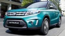 Suzuki Vitara RT-X diesel 2016 review