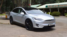 Tesla Model X Reviews Carsguide