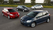 Used Toyota Corolla review: 2007-2012