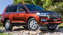 Toyota LandCruiser 2015 review