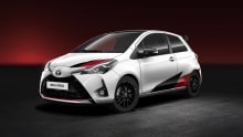 2017 Toyota Yaris confirmed for March