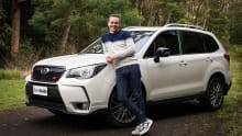 Subaru Forester tS 2016 review