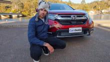 Honda CR-V VTi-LX 2017 review