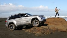 Jeep Grand Cherokee 2017 review
