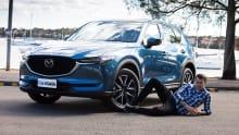 Mazda CX-5 Akera 2017 review: road test