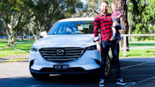 Mazda CX-9 Touring AWD 2016 review