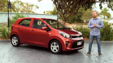 Kia Picanto 2017 review