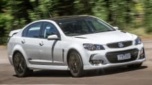 2015 Holden Commodore SS-V Redline | Car of the Year video