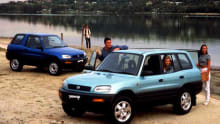 Used Toyota RAV4 Review: 1995 2011