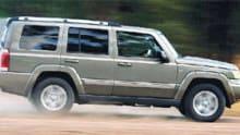 Jeep Commander 2007 Review