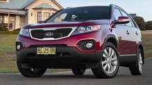 Used Kia Sorento Review: 2003 2013