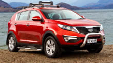 Used Kia Sportage Review: 1996 2012