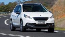 Peugeot 2008 2013 review