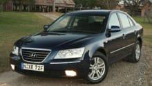Hyundai Sonata 2008 Review