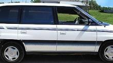 Mazda MPV 1993 Review
