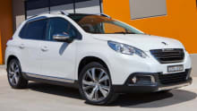 Peugeot 2008 Active and Outdoor 2014 review