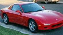 Mazda RX-7 Reviews   CarsGuide