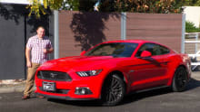 Ford Mustang GT Fastback manual 2016 review
