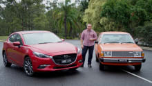 Mazda 3 2017 review: 40-year evolution from the first 323