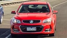 VFII Holden Commodore SS-V 2016 review
