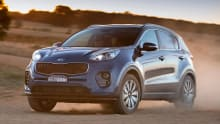 Kia Sportage SLi petrol auto 2016 review