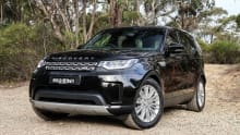 Land Rover Discovery HSE Sd4 2017 review