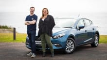 Mazda 3 Touring hatch 2017 review: Torquing Heads