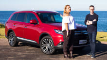 Mitsubishi Outlander Exceed diesel 2017 review: Torquing Heads