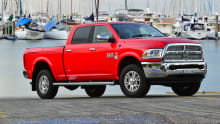 Best five utes for towing