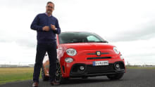 Abarth 595 2018 review