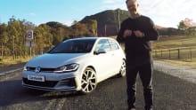 Volkswagen Golf GTI 2017 review