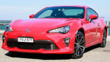 2017 Toyota 86 review