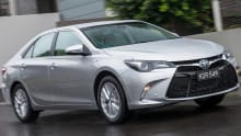 Toyota Camry Hybrid 2016 review: long term