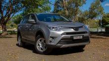 2018 Toyota Rav4 Reviews Carsguide
