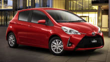 Toyota Yaris 2017 | new car sales price