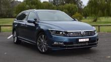 Volkswagen Passat 206 TSI R-Line wagon 2017 review