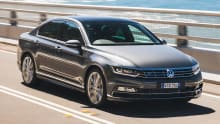 Volkswagen Passat 206TSI R-Line headlines MY17 upgrades | new car sales price