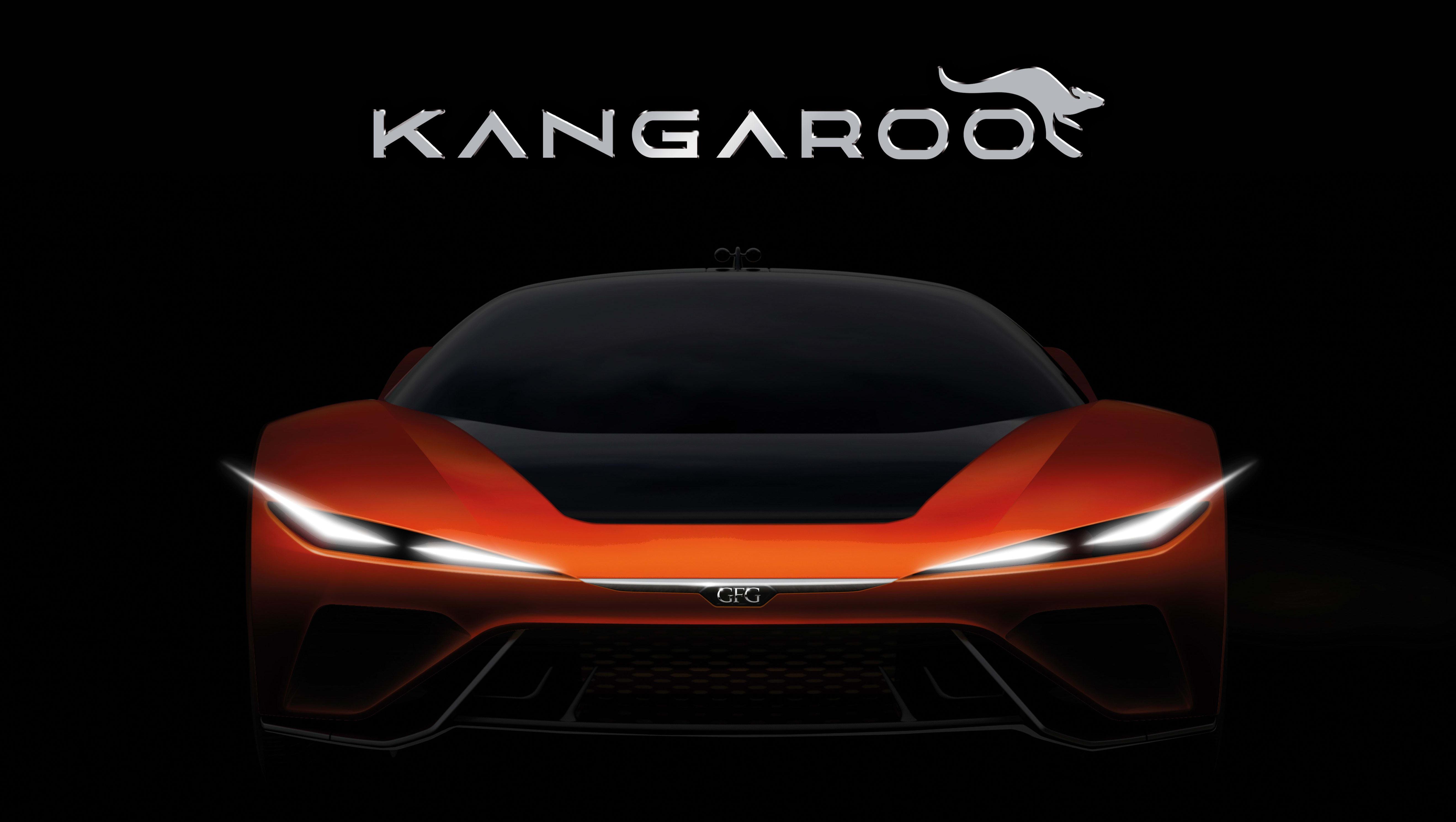 GFG Style Kangaroo Concept: the hyper-SUV with an Australian twist