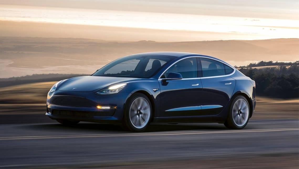 Tesla price in australia