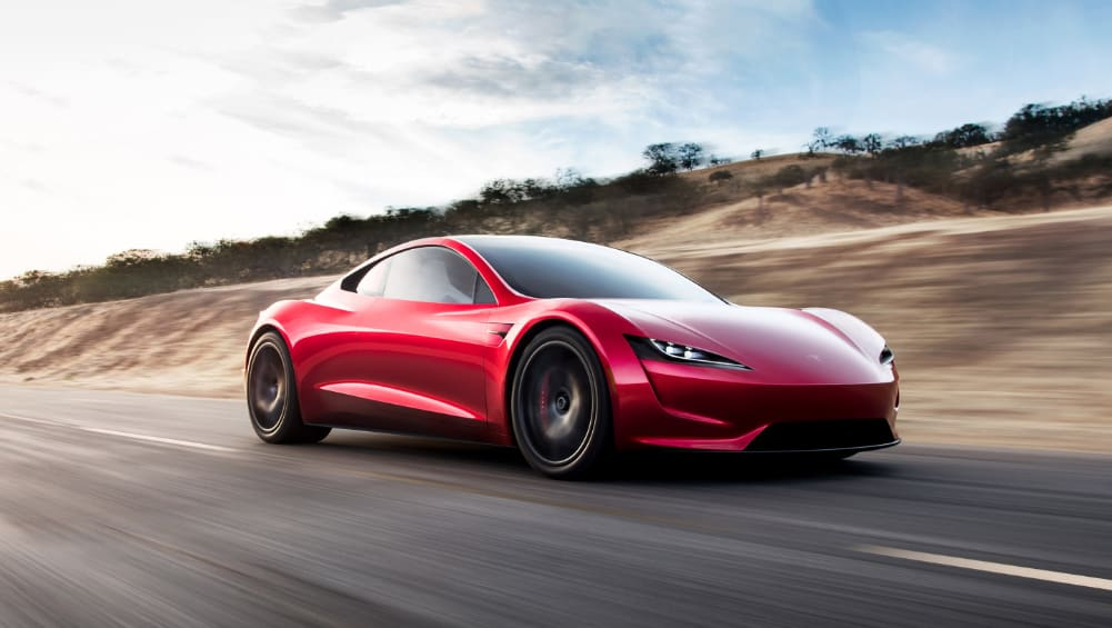 Will Tesla's Roadster be the world's fastest car? Elon Musk promises unbelievable acceleration