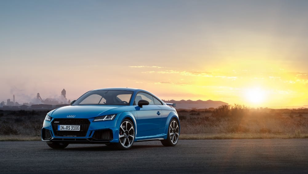 """Audi TT RS 2019 revealed: """"It's never been this masculine"""""""