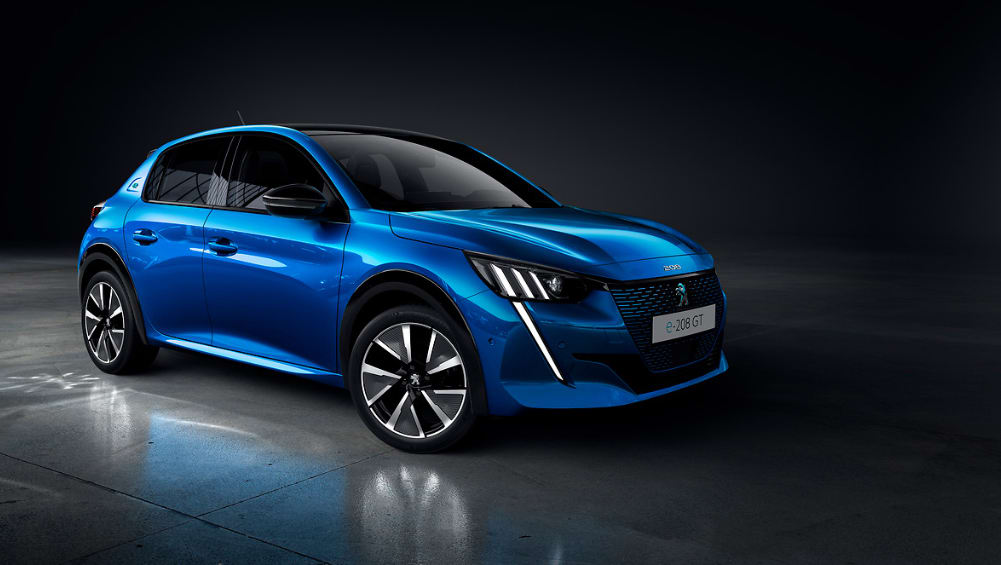 Peugeot 208 2020 Unveiled Pure Ev Model On The Cards For Australia